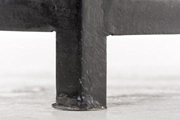 CLP Sideboard SAKRI im Industrie Design, Materialmix aus Holz und Metall, 145x50 cm, Höhe 76 cm Bunt - 9