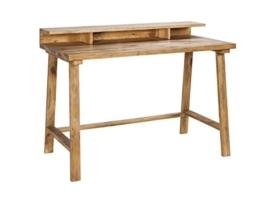 HASENA Oak Wild vintage Sekretär Schreibtisch Coset Wildeiche - 1