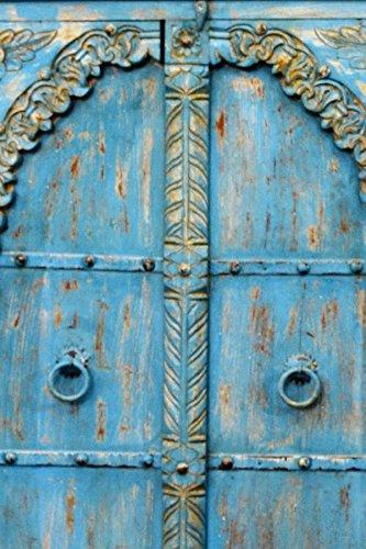 Indischer marokkanischer orientalischer Orient Landhaus Schrank Kleiderschrank Dielenschrank Baya - 160cm - 3