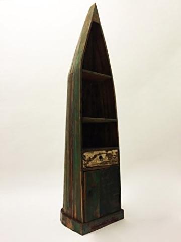 Indisches altes boot regal bootsregal balu - 1
