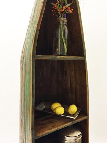 Indisches altes boot regal bootsregal balu - 6