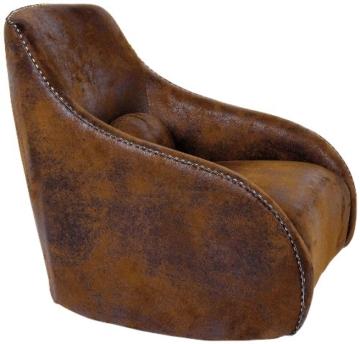 Kare 77145 Sessel Swing Ritmo Vintage Eco, Braun - 1