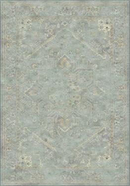Safavieh Maxime gewebter Teppich, VTG114-2770, Grau / Mehrfarbig, 243 X 340  cm - 1
