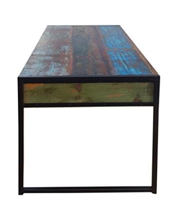 Schreibtisch Bali mit 2 Schubladen - 3