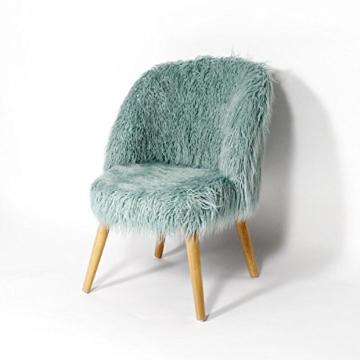 sessel vintage kunstfell hg84 1801 9 vert 110 x 60 cm vintage brothers. Black Bedroom Furniture Sets. Home Design Ideas