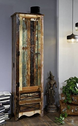 SPIRIT Garderobe #109 Indisches Altholz lackiert - 1