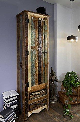 SPIRIT Garderobe #109 Indisches Altholz lackiert - 4