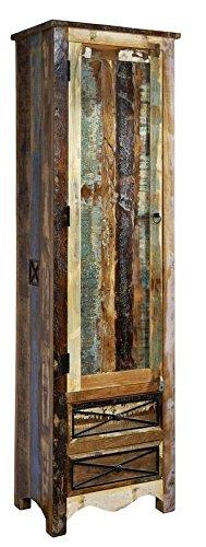 SPIRIT Garderobe #109 Indisches Altholz lackiert - 5