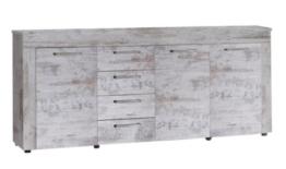 Finde stilvolle vintage sideboards beim experten vintage brothers - Wohnzimmerschrank pinie ...