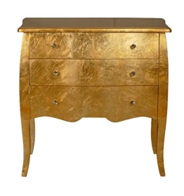 Vintage Kommode gold Easygo 80 - 1
