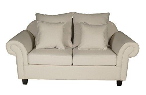 sofa 2 sitzer weiss florida sofa outlet wallisellen vintage brothers. Black Bedroom Furniture Sets. Home Design Ideas