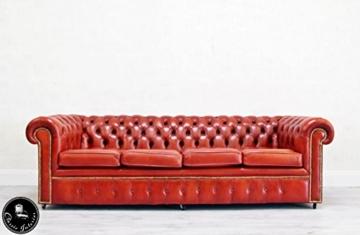 Classic interior chesterfield 4er couch englisch for Couch auf englisch